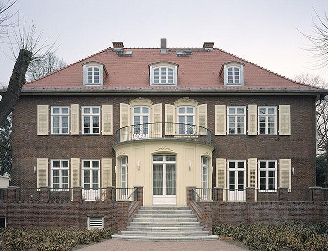 Residenz des belgischen Botschafters Berlin