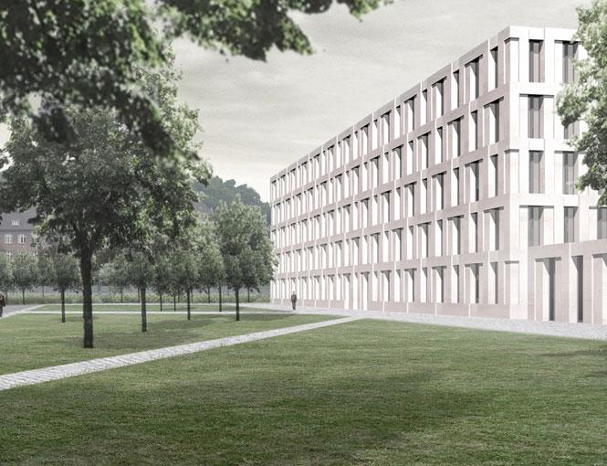 Erweiterung Bundeskriminalamt Berlin-Treptow