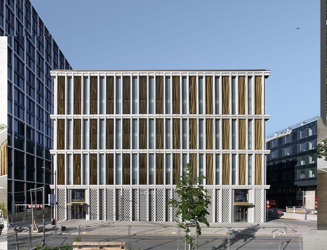 Parkhaus P5 Mannheim