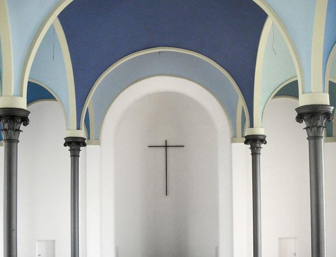 Kapelle in Plötzensee Berlin