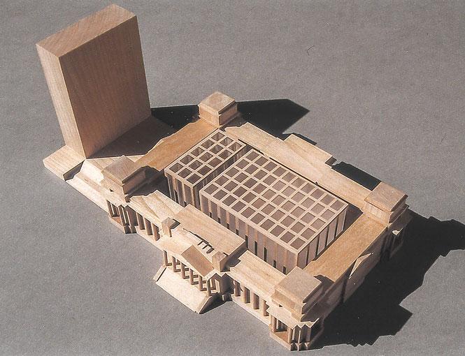 Umbau des Reichstags zum Deutschen Bundestag