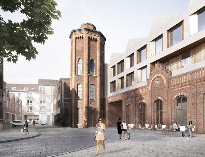 Tuchfabrik Aachen