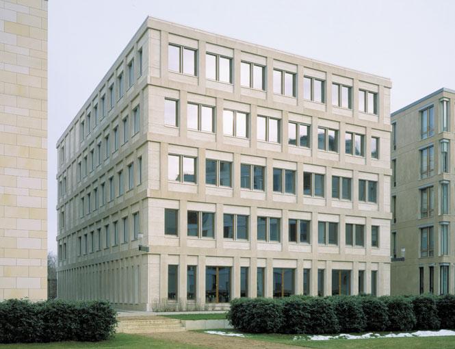 Verbandsgebäude am Tiergartendreieck Berlin