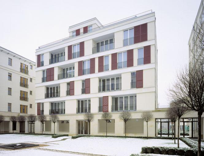 Wohnhaus am Tiergartendreieck Berlin