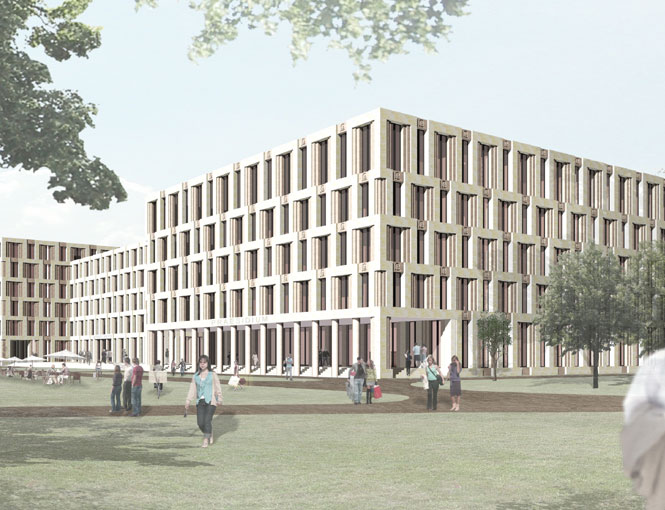 Campus Westend Frankfurt a.M.
